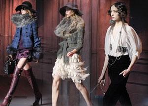 Ostatnia kolekcja Galliano dla Diora
