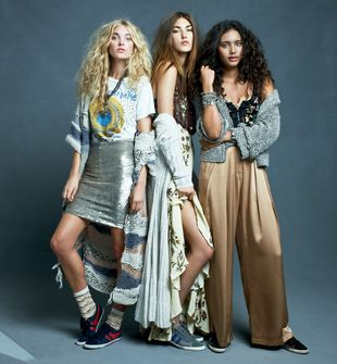 Free People - Through the Decades! (FOTO)