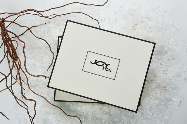 Koniec nudnych prezentów, czyli JOY BOX: ŚWIĘTA DE LUXE