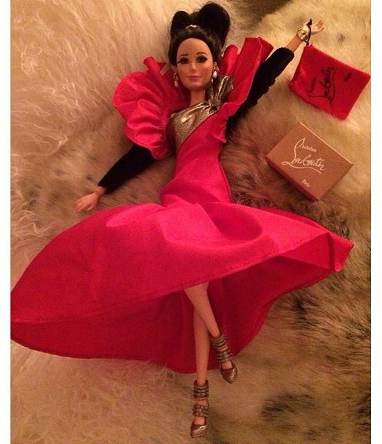 Barbie Birkin - najbardziej znana w sieci lalka-celebrytka