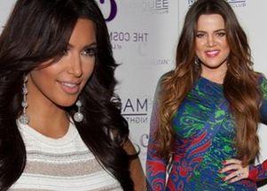 Kim vs. Khloe Kardashian (FOTO)