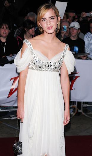Emma Watson jak z bajki