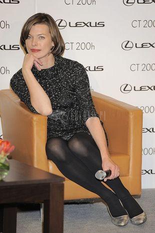 Milla Jovovich w Polsce (FOTO)