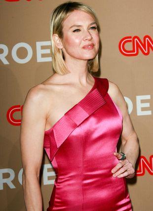 Renée Zellweger w sukience Caroliny Herrery (FOTO)