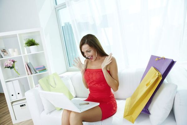 Shopping online, czyli szybko i wygodnie!