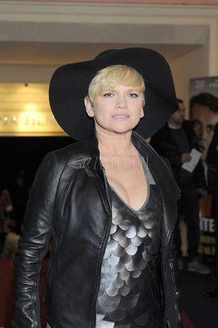 Czy Katarzynie Figurze do twarzy w kapeluszu? (FOTO)
