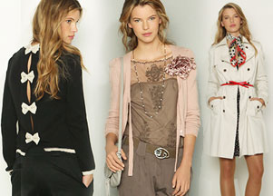 Promod - lookbook wiosna 2011
