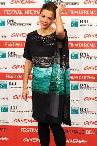 Maggie Gyllenhaal lubi luźne kroje (FOTO)
