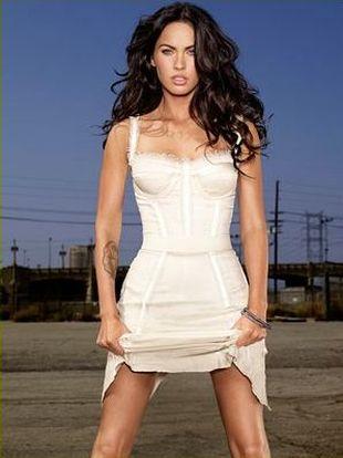 Megan Fox jako symbol seksu