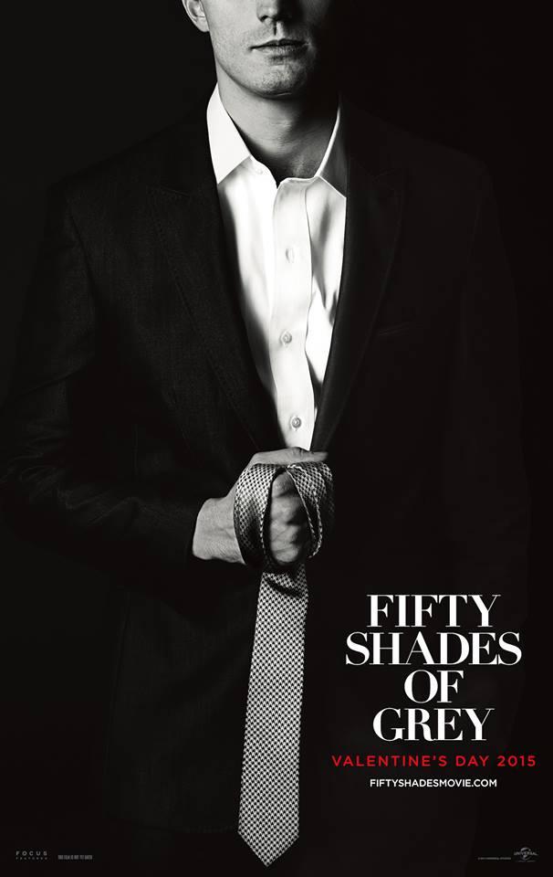 Nowy plakat do filmu 50 twarzy Greya jest… sexy? (FOTO)