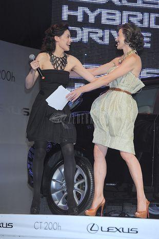 Różczka i Jovovich w roli prowadzących (FOTO)