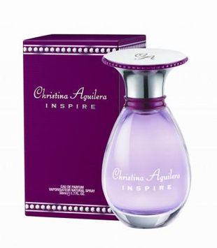 Inspire - nowy zapach Christiny Aguilery