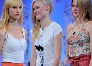9. odcinek Top Model 2 (FOTO)