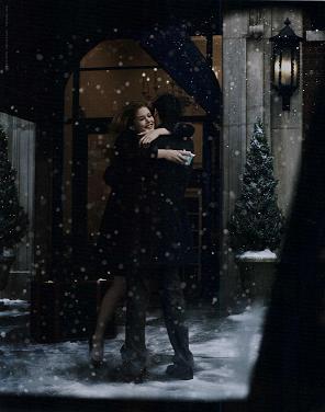 Jesienno-zimowa i świąteczna kampania Tiffany & Co.