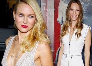 Naomi Watts vs. Hilary Swank (FOTO)
