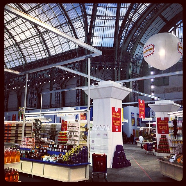 Instagram wrze: Pokaz Chanel w Chanel Shopping Center