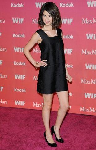 Selena Gomez: skromnie w H&M