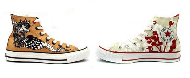 buty, obuwie, trampki, converse, jesień, trendy