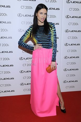 Horodyńska na Lexus Fashion Night (FOTO)