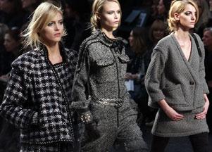 Chanel - jesień/zima 2011/2011