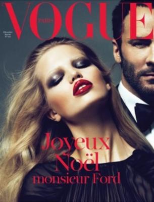 Piętnastoletnia Daphne Groeneveld na okładce Vogue Paris