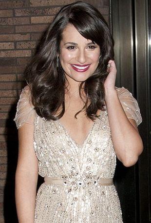 Lea Michele nadal w świetnej formie (FOTO)