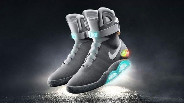 Buty z Powrotu do przyszłości trafią do sprzedaży (FOTO)