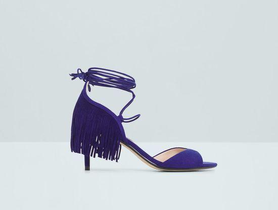 Wyprzedaż w Mango - 10 modnych par butów na lato (FOTO)