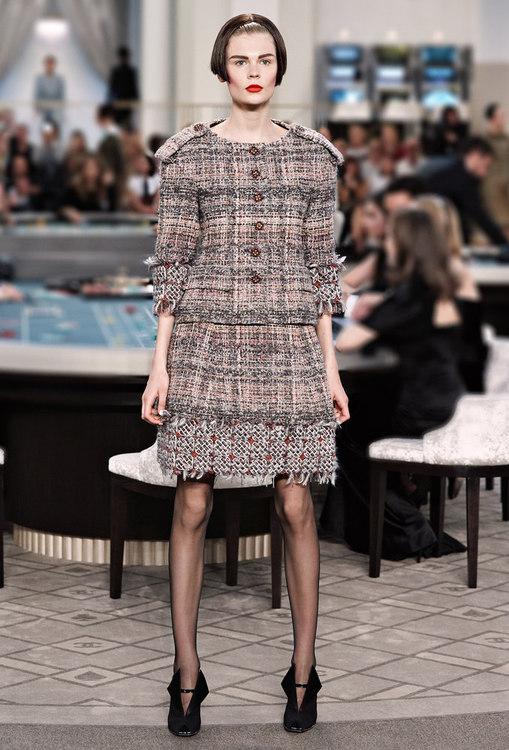 Chanel - Haute Couture - jesień/zima 2015 (FOTO)