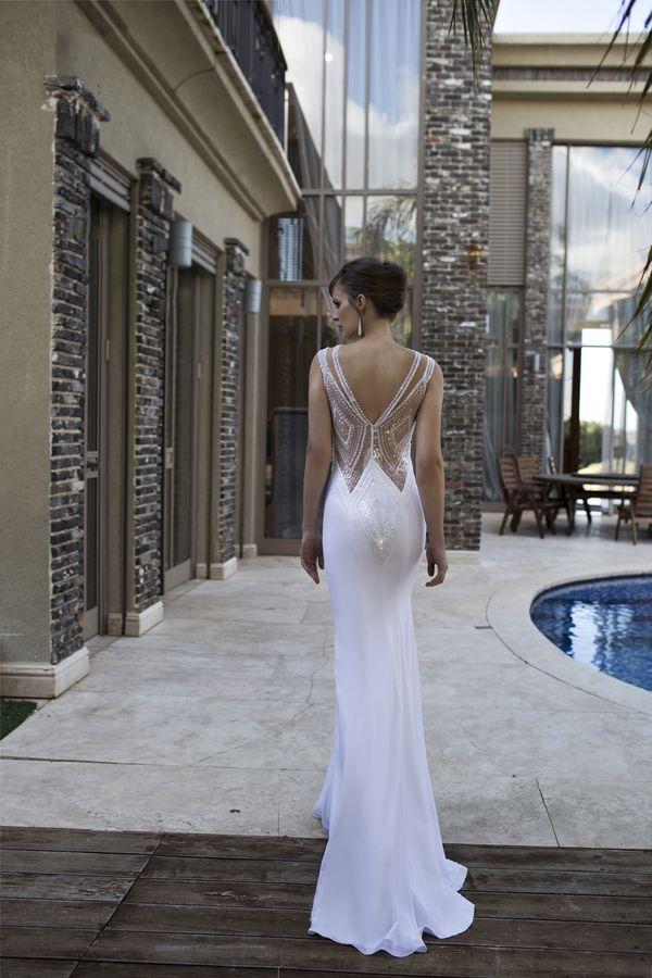 Suknie ślubne na 2015 rok od Nurit Hen (FOTO)