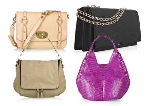 Najmodniejsze torebki na wiosnę 2011