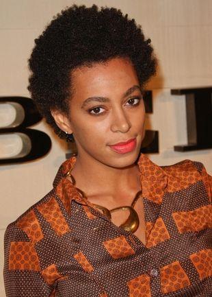 Odważna stylizacja Solange Knowles