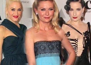 Modowe perełki na gali Moca 2011