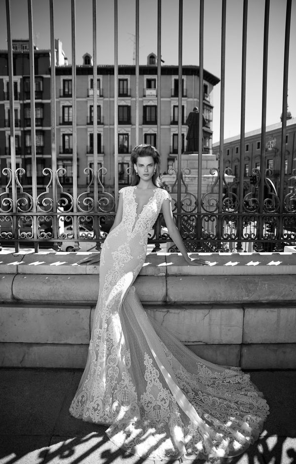 Zachwycająca kolekcja sukien ślubnych Berta Bridal (FOTO)