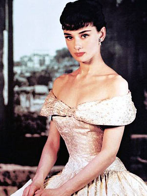 Sekrety makijażu Audrey Hepburn