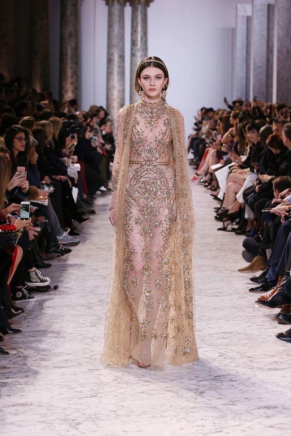 MUSICIE zobaczyć najnowszą kolekcję haute couture od Elie Saaba!