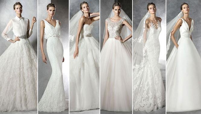 Czarujące suknie ślubne od Pronovias na 2016 rok