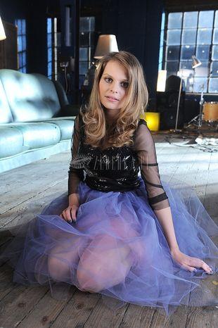 Ada Szulc jak rockowa księżniczka (FOTO)
