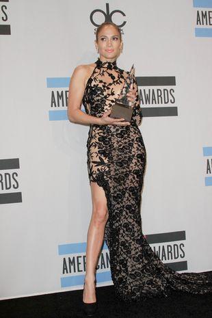 Jennifer Lopez w sukni Zuhair Murad (FOTO)