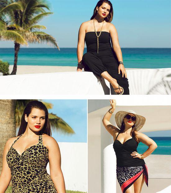 Tara Lynn - modelka plus size na okładkach i w kampaniach reklamowych