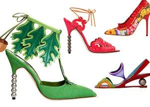 73 pary butów od Manolo Blahnika