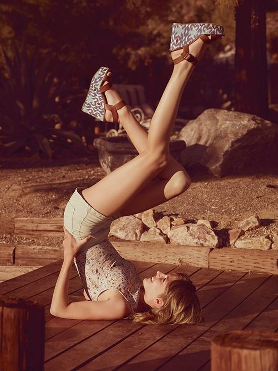 Wiosenno-letnia kampania w stylu retro do Pull&Bear