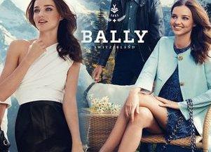 Miranda Kerr dla Bally (FOTO)