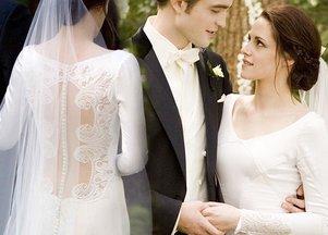 Suknia ślubna Belli Swan (FOTO)