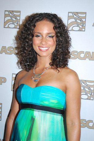 Kolorowa Alicia Keys
