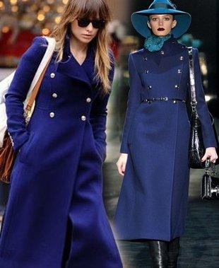 Olivia Wilde w płaszczu Gucci (FOTO)