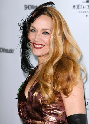 Jerry Hall jako kuguar dla Chanel