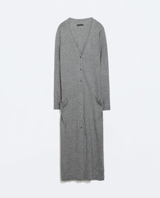 Nowości Zary - Płaszcze, swetry, spodnie i.... (FOTO)