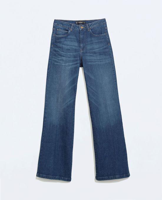 Modne jeansy na jesienny sozon od Zary (FOTO)