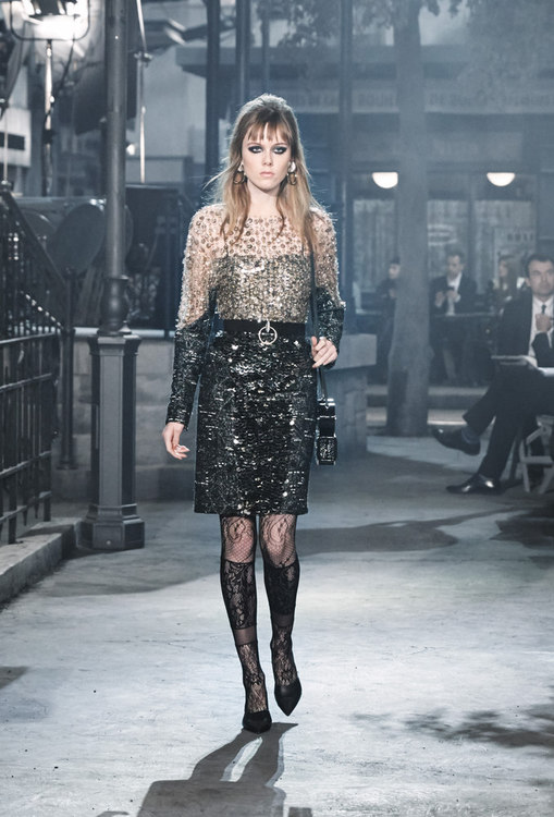 Chanel - Paris in Rome 2015/16 Métiers d'Art collection